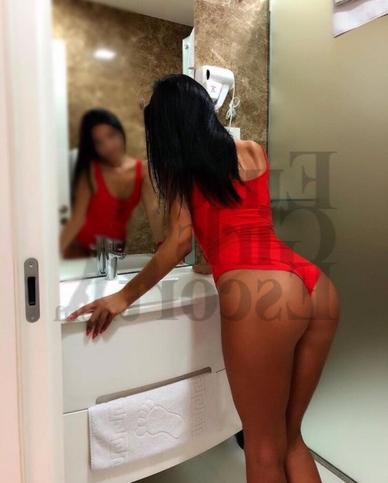 thai massage in McPherson, escort girl